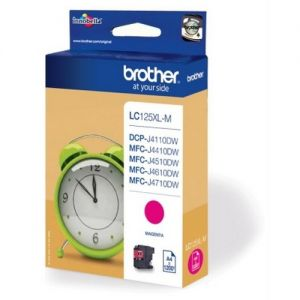 Brother / Brother LC125XL Magenta eredeti tintapatron