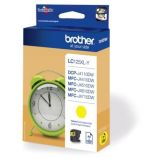 Brother Brother LC125XL Yellow eredeti tintapatron